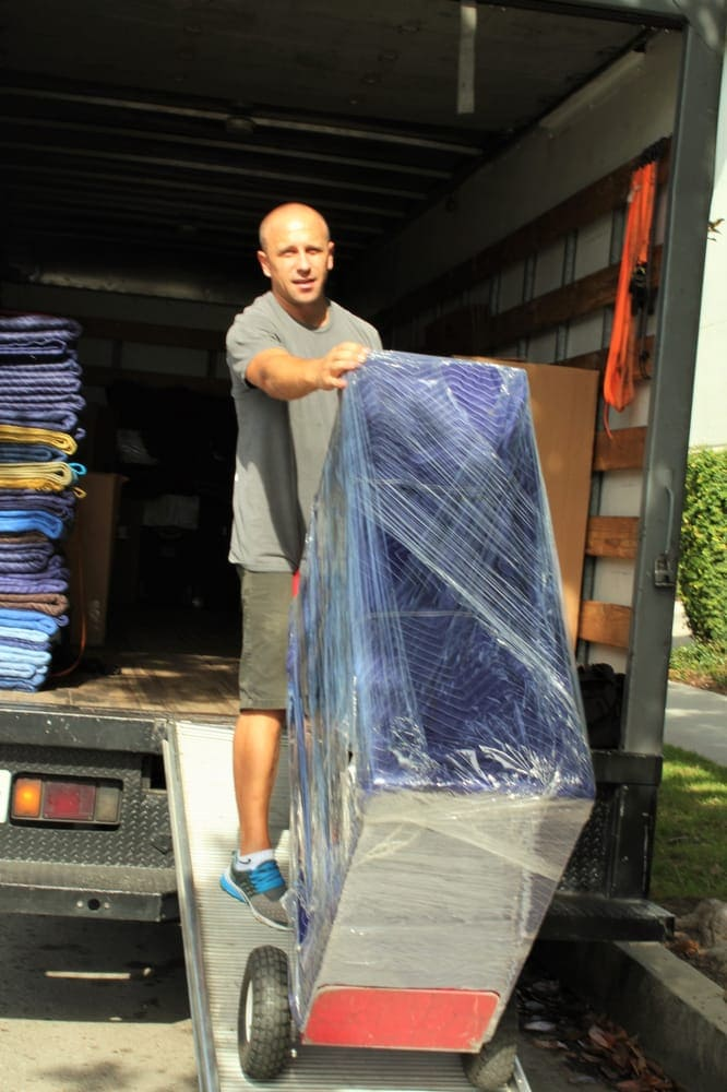 Loading with Royal Moving Company