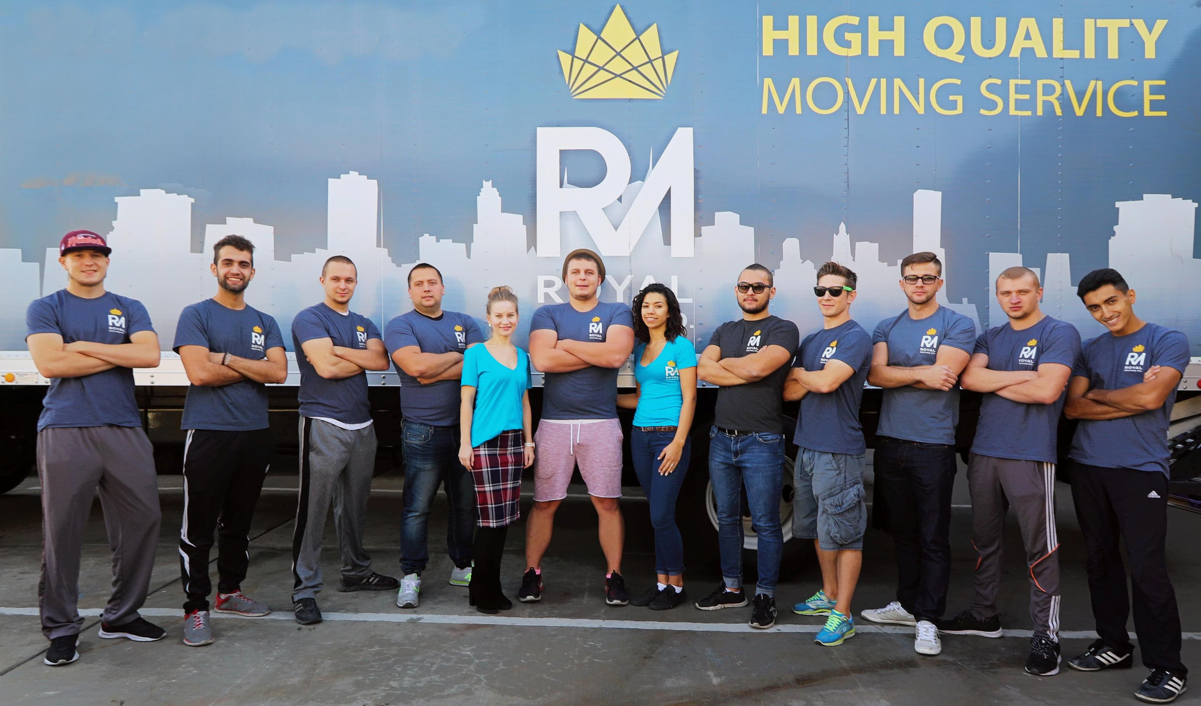 Piano Moves With Royal Moving Company